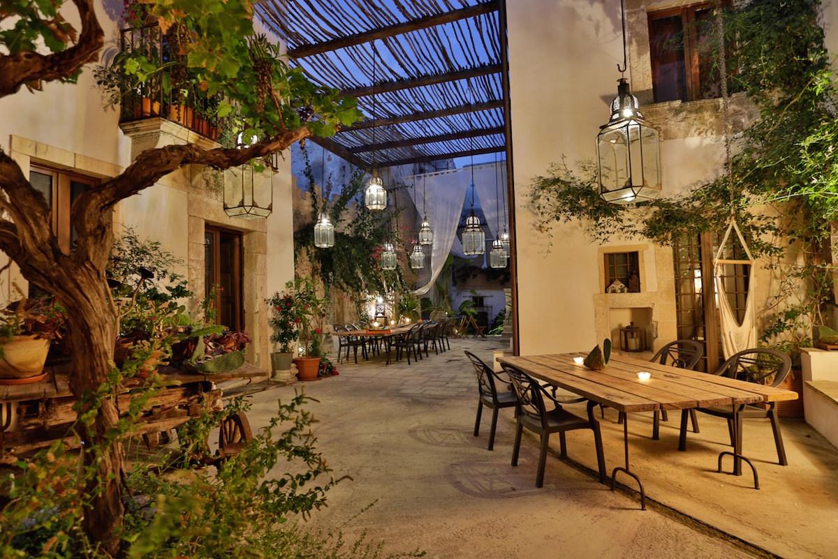 Residence hotel alla giudecca ortigia galleria for Hotels in siracusa ortigia