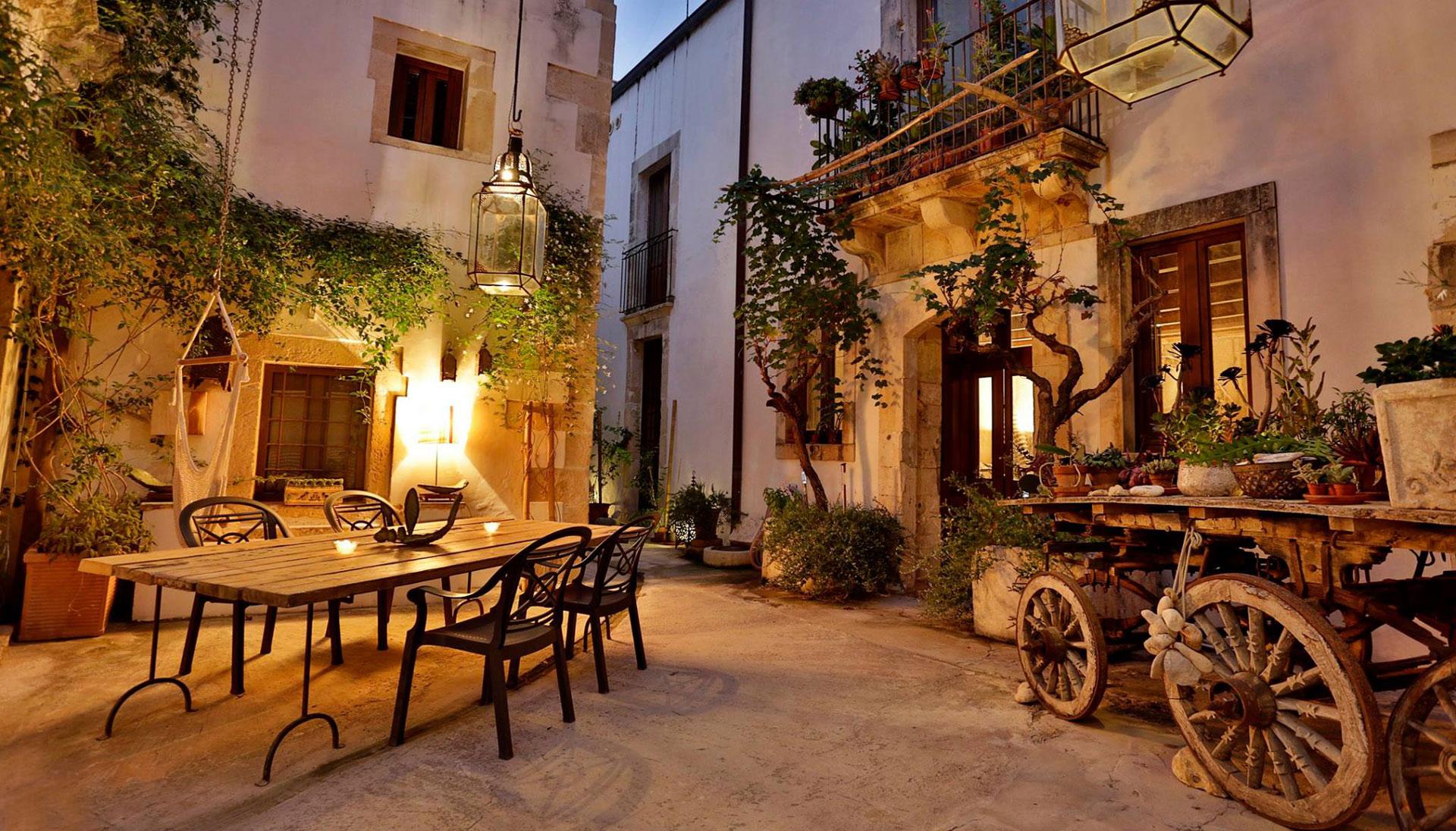 Alla giudecca hotel ortigia siracusa for Hotel siracusa 3 stelle